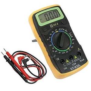 multimeter DT830L(new) Изм. прибор
