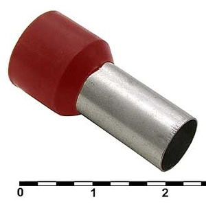 DN35016 red (8.3x16mm) Наконечник
