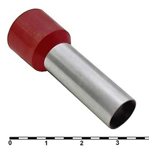 DN35025 red (8.3x25mm) Наконечник
